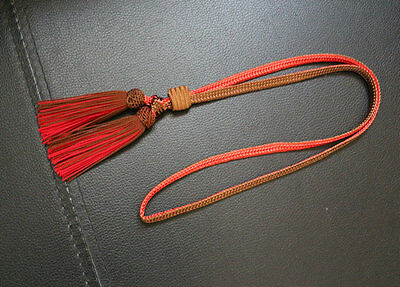 WW2 Japanese Field Grade Officer Gunto Sword TASSEL (Replica)