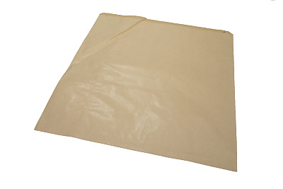 "100 - 12"" x 12"" Brown Kraft Flat Strung Paper Bags Food Sandwich Grocery Bag"