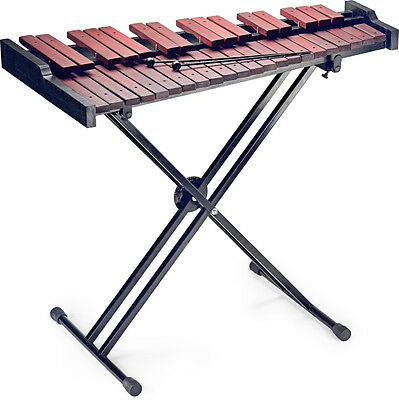 STAGG XYLO-SET 37 Xylophone 37 touches - avec mailloches et support