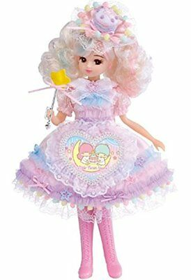 Licca Doll Special Anniversary 40Th Of Little Twin Star New from Japan