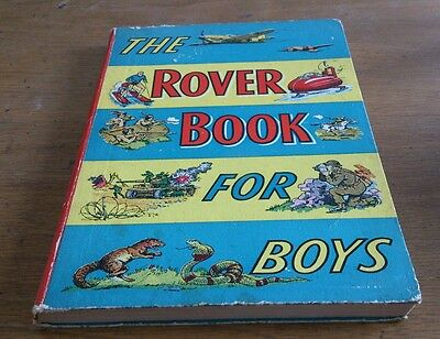 The Rover Annual 1957, Dc Thomson