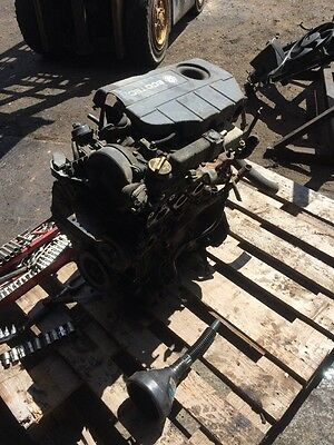 Vauxhall Astra 1.7 2005 Cdti Engine X17Dt With Injectors And Pump