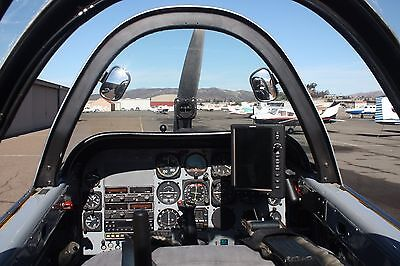 Beechcraft T-34 Mentor Cockpit Mirror