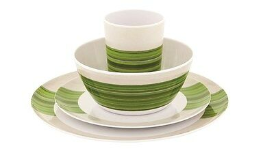 Outwell Blossom Picnic Set 4 Persons Pogonia Green RRP £32.99