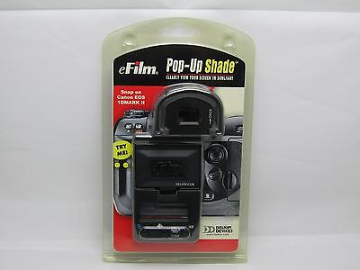 Delkin Snap On Pop-Up Shade for Canon EOS 1D Mark II #12994
