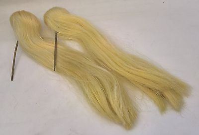 British Household Cavalry/ Life Guards Horseguard White Horse Hair Plume X1