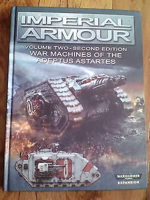 40k imperial armour volume 2 second edition