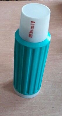 ancien thermos en plastique SHELL