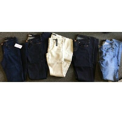 J. Brand ladies skinny denim assortment 30pcs. [JBRAND30]