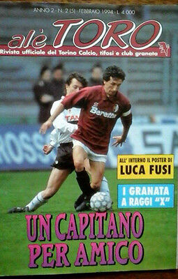 Torino V Arsenal 1993/4 European Cup Winners Cup