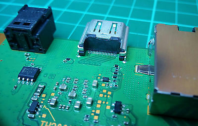 PS4 HDMI replacement/repair service - Fix broken HDMI ports on all PlayStation 4