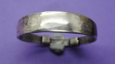 Nice decorative silver antique bracelet