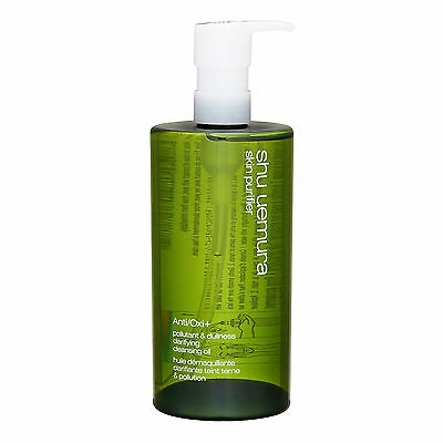 Shu Uemura Skin Purifier Anti Pollutant & Dullness Cleansing Oil 15.2oz #19241