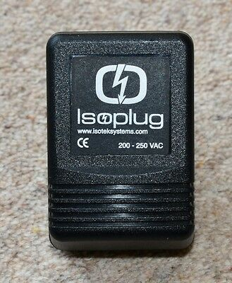 IsoTek System Isoplug - Excellent Condition