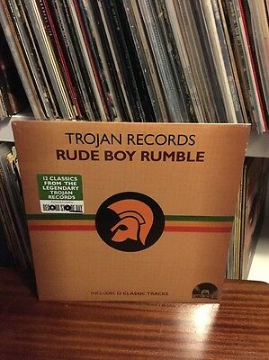 Trojan Records - Rude Boy Rumble - new and sealed
