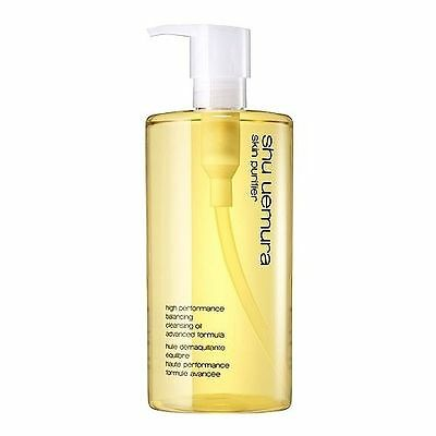 Shu Uemura High Performance Balancing Cleansing Oil Advanced Formula 450ml READ!