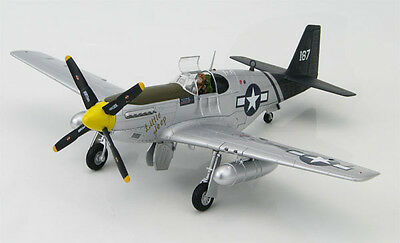 "HA8505 P-51C Mustang ""Little Jeep"" Hobby Master 1:48 diecast model"