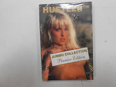 1995 Hustler Jumbo Collection Premier Edition card set! Factory sealed NOS! LOOK