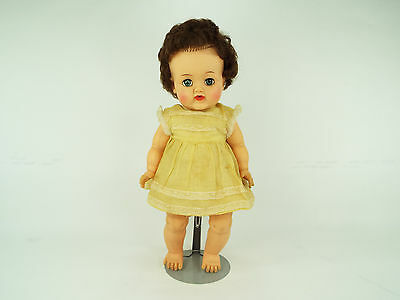 Vintage Ideal Betsy Wetsy Doll Drink & Wet Baby