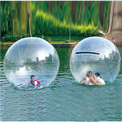 2M Water Walking Roll Ball / Ball / Inflatable Zorb ball Domestic zipper fast