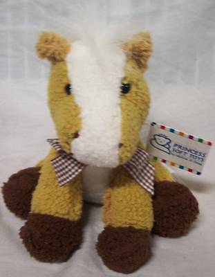 "Melissa & Doug Princess Soft Toys NEIGHING HORSE 7"" Plush STUFFED ANIMAL Toy NEW"