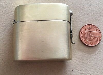 Antique Brass Travelling Ink Well