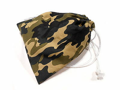 Camouflage Dice Bag Bolt Action Wahammer Fantasy/40K D&D Gates of Antares, Congo