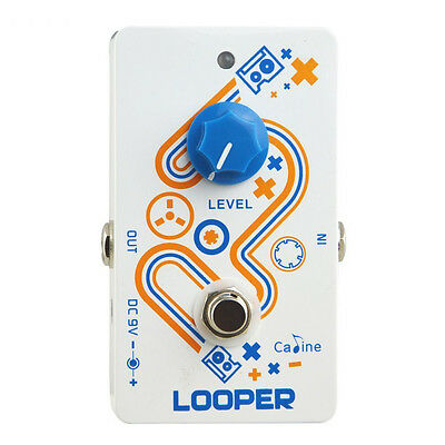 Caline CP-33 Guitar Looper Loop Pedal
