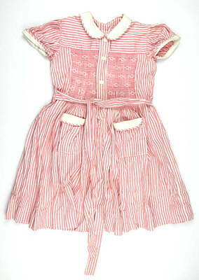 Vintage Girls  Dress and pantie