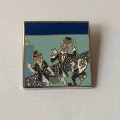 Disneyland 60th Diamond Anniversary Mystery Puzzle Ghosts Pin Series 2 LE550