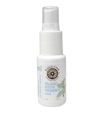 Riddells Creek - Certified Organic Mint Mouth Freshener 50ml