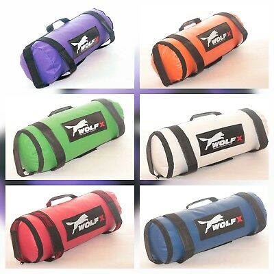 Power Cloth/Sand filled bag Training Cross Fit Weight Liffting MMA filled 5-60kg