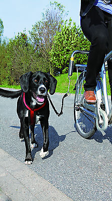 Trixie 1287 Biker Set de Luxe Spacer Bike line for dogs