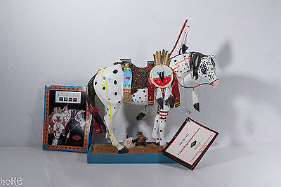 Trail of the Painted Ponies WAR PONY (7E/1848, 2003)