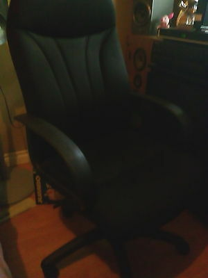 Brand new black,high back office chair
