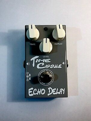 Time Capsule Echo Delay - Analogue Delay Effect Pedal