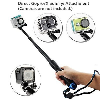 Hand Grip Selfie Stick Tripod Mount Stand Monopod For Go Pro Hero 5 4 3+ 3 2 1