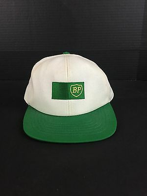 BP British Petroleum Oil / Gas Company Logo Hat / Cap.   B12