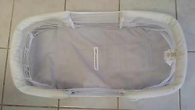 NWOT SwaddleMe by Your Side Sleeper Infant Travel Nursery Bed 91310