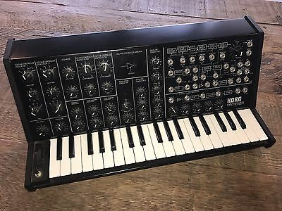 Korg Legacy Collection and MS-20 Controller