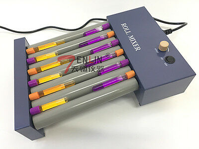Clinical Laboratory Blood Test Tube Roll Mixer Roller Rolling and Swing 110V