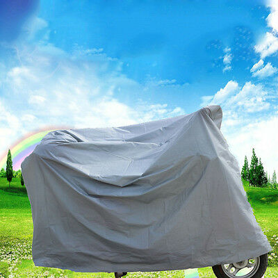 Waterproof Bike Bicycle Cycling Rain Cover Dust Garage Scooter Outdoor Protector