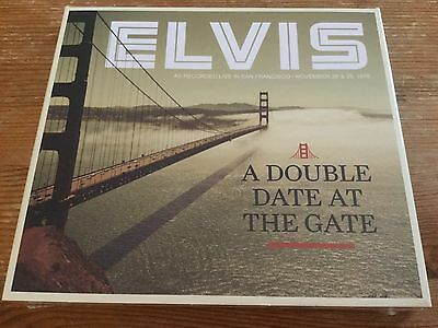Elvis Presley 2 cd - Double Date At The Gate-40th Anniversary - sealed digipak!!