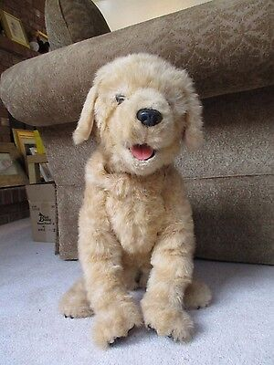 Hasbro Furreal Friends Biscuit My Lovin Pup Dog 2007