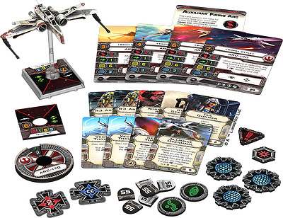 ARC-170 Star Fighter Expansion - Star Wars: X-Wing Miniatures