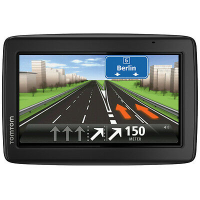 TomTom Start 25 M Europe Traffic Navi 45 Länder USB 5 Zoll Display