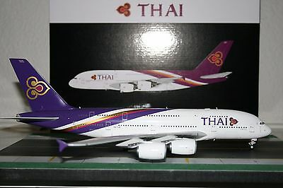 Gemini Jets 1:200 Thai Airways Airbus A380-800 HS-TUF (G2THA423) Model Air-Plane