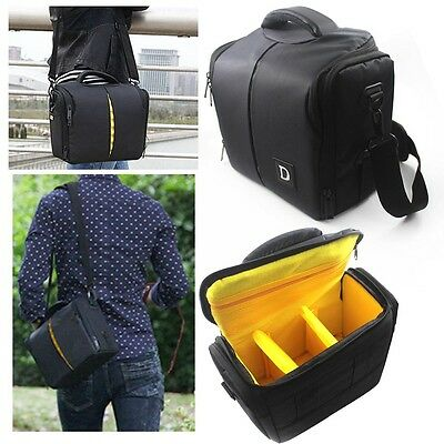DSLR Camera Waterproof Protector Pouch Case Bag for Nikon D3200 D3100 Backpack