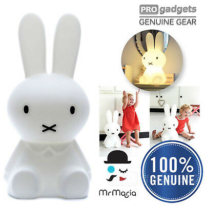 Mr. Maria Miffy Nijntje Rabbit Dimmable LED Lights Lamp -Small (Australian Plug)