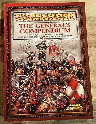 The General's Compendium - Warhammer Fantasy Battle 6th Edition Supplement